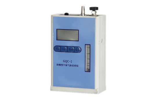 聚创环保-大气采样器操作步骤