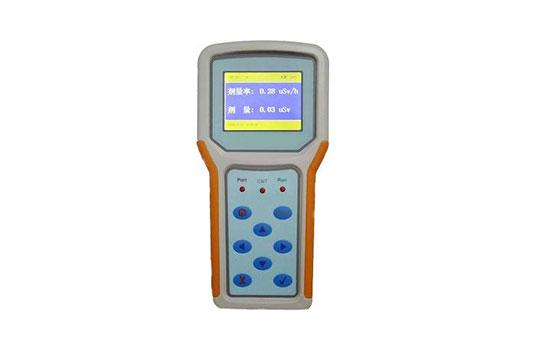便携辐射检测仪R-EGD型