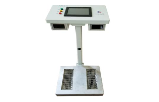 手脚表面污染检测仪FJ1600型