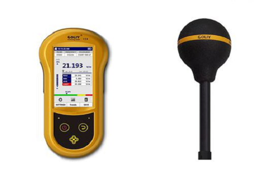 E300 电磁场强度分析仪